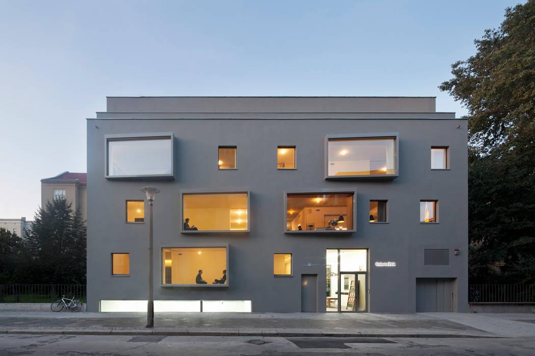 erdgeschoss plan Vanke Tripple V Gallery