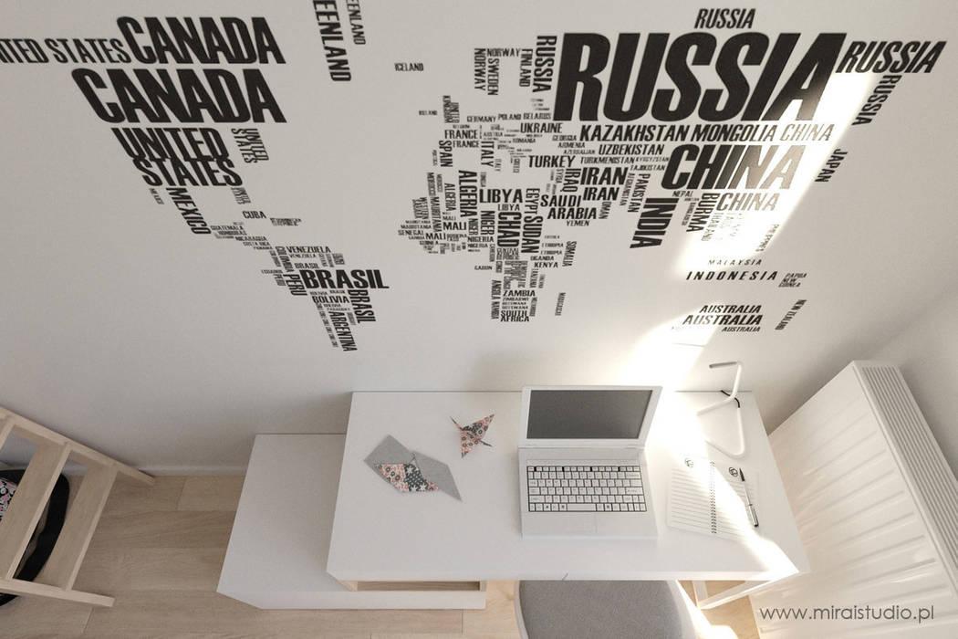 skandinavische kinderzimmer bilder von mirai studio homify. Black Bedroom Furniture Sets. Home Design Ideas