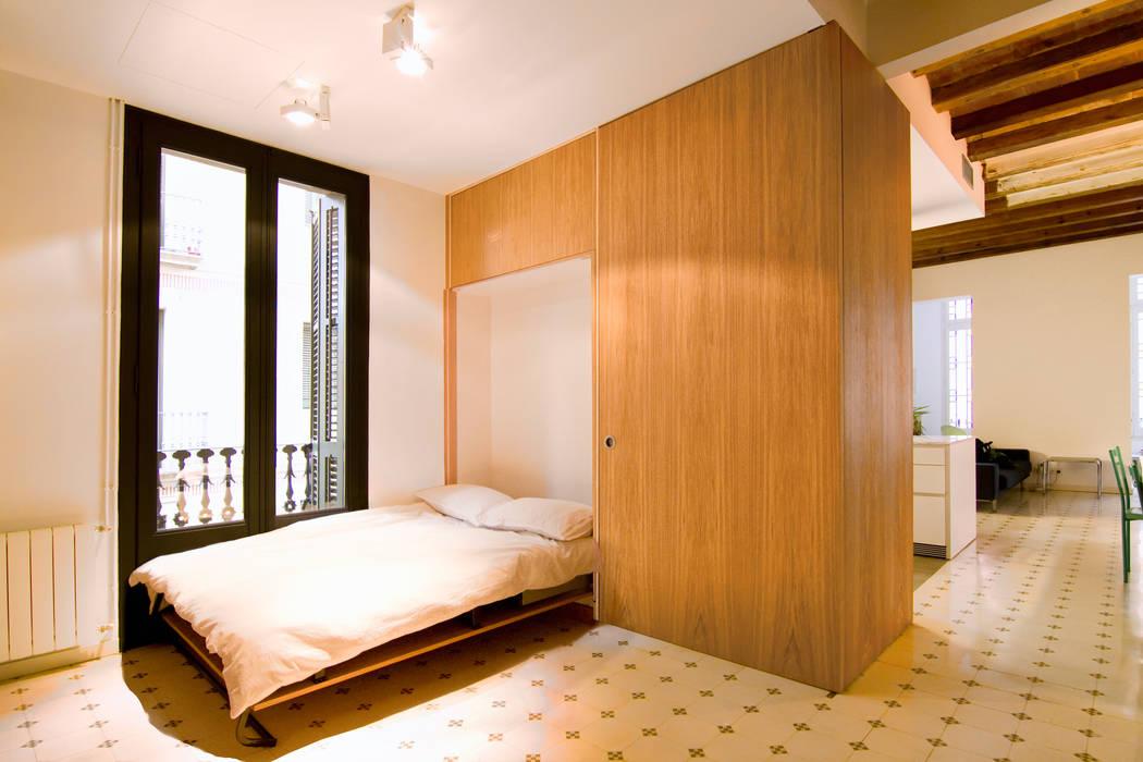 ausgefallene schlafzimmer bilder von if arquitectos homify. Black Bedroom Furniture Sets. Home Design Ideas