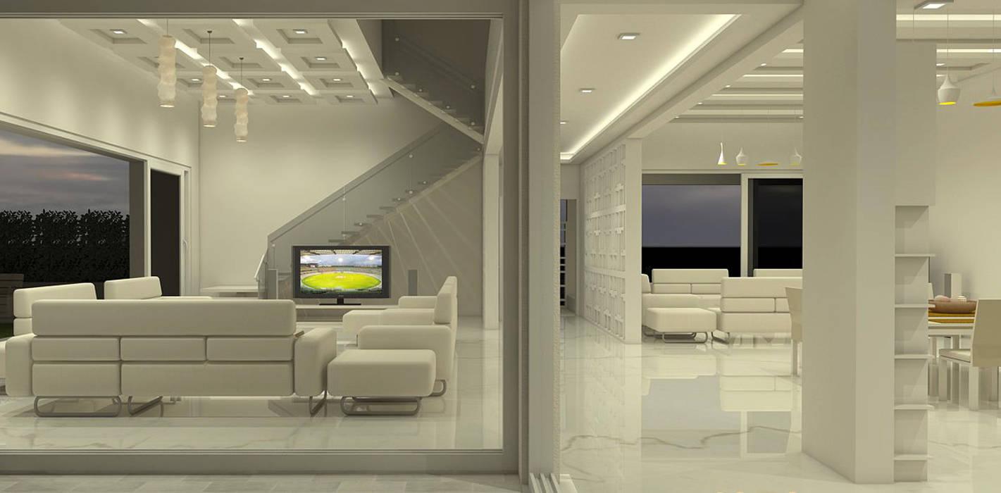 Soggiorno Minimalista ~ Idee per il design della casa