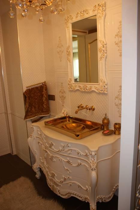 Photos de salle de bain de style de style classique par - Modifier salle de bain ...