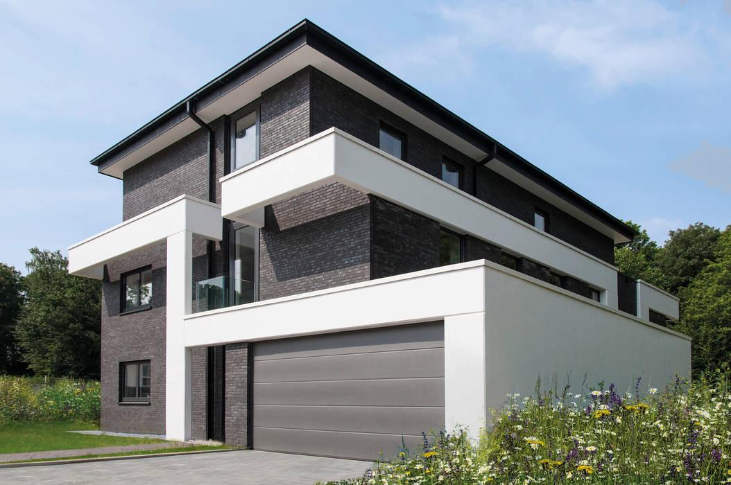 Moderne h user bilder au enansicht homify for Moderne architektur wohnhaus