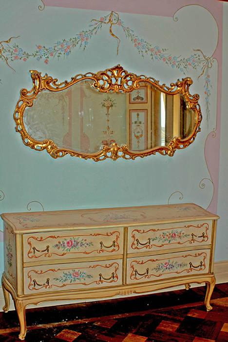 Foto di camera da letto in stile in stile classico homify - Camera da letto stile classico ...