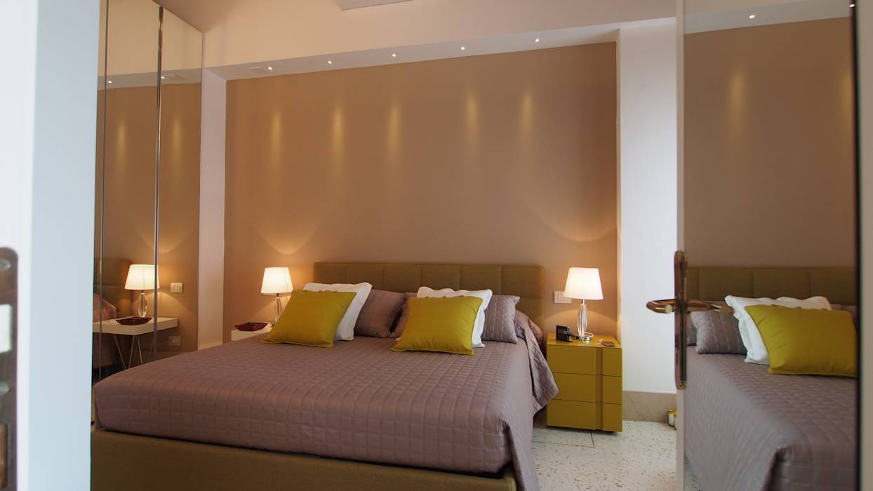 Foto di Camera da letto in stile in stile Moderno : camera da letto  homify