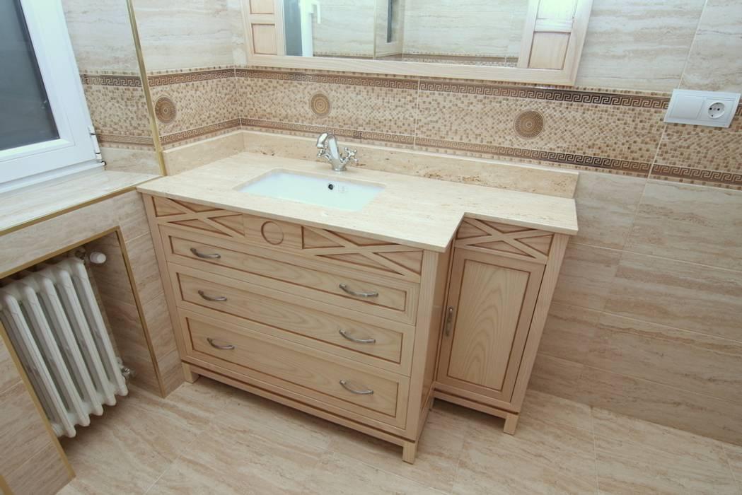 Idee arredamento casa interior design homify - Muebles para lavabos ...