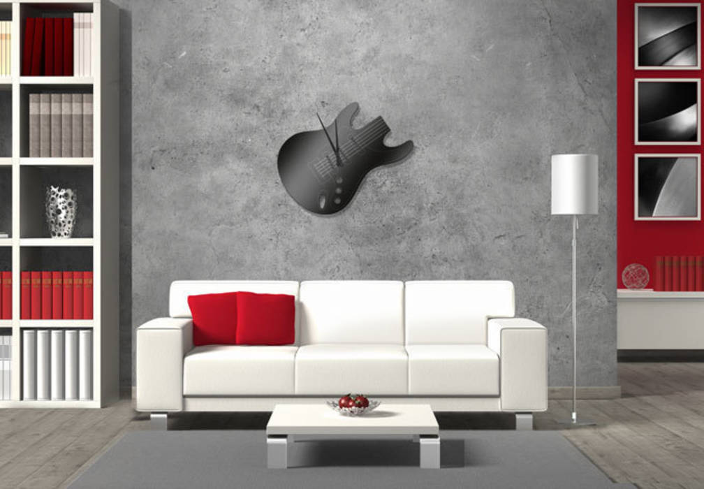 zdj cia nowoczesne ciany i pod ogi profesjonalista k l wall art homify. Black Bedroom Furniture Sets. Home Design Ideas