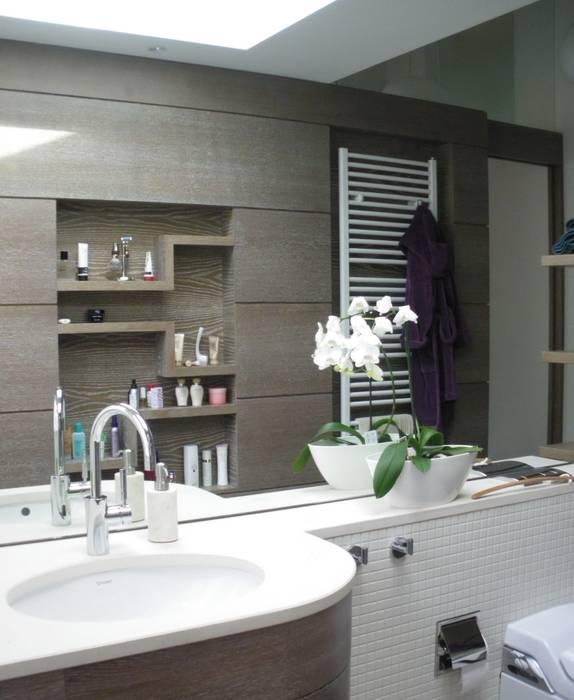 Moderne badezimmer bilder badezimmer 2 homify for Badezimmer innenarchitekt