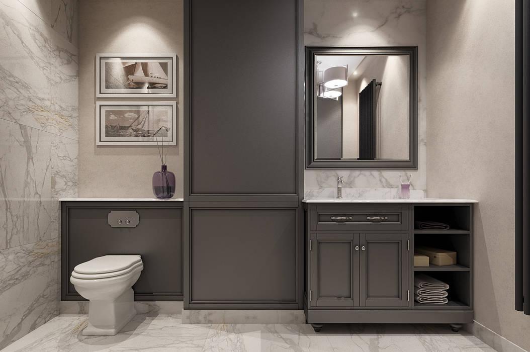 klassische badezimmer bilder von evgeny belyaev design. Black Bedroom Furniture Sets. Home Design Ideas