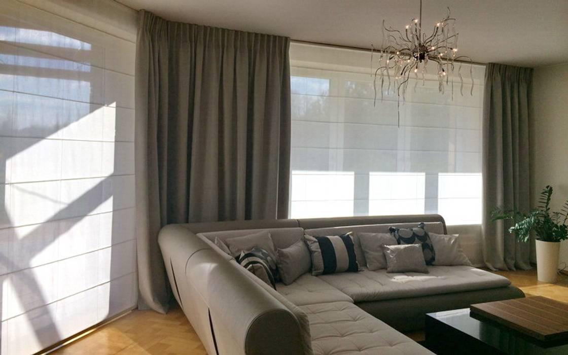 Zdj cia translation missing - Decoracion cortinas salon fotos ...