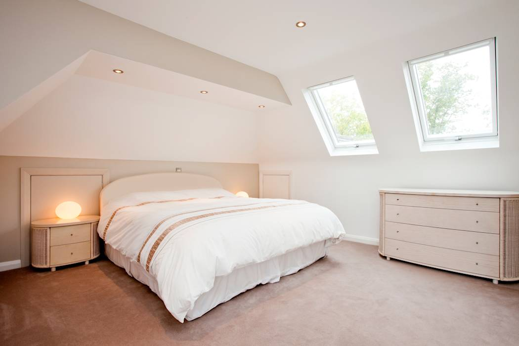 country Bedroom by A1 Lofts and Extensions
