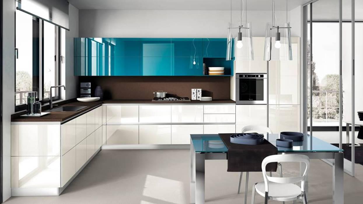 7 opvallende moderne keukens