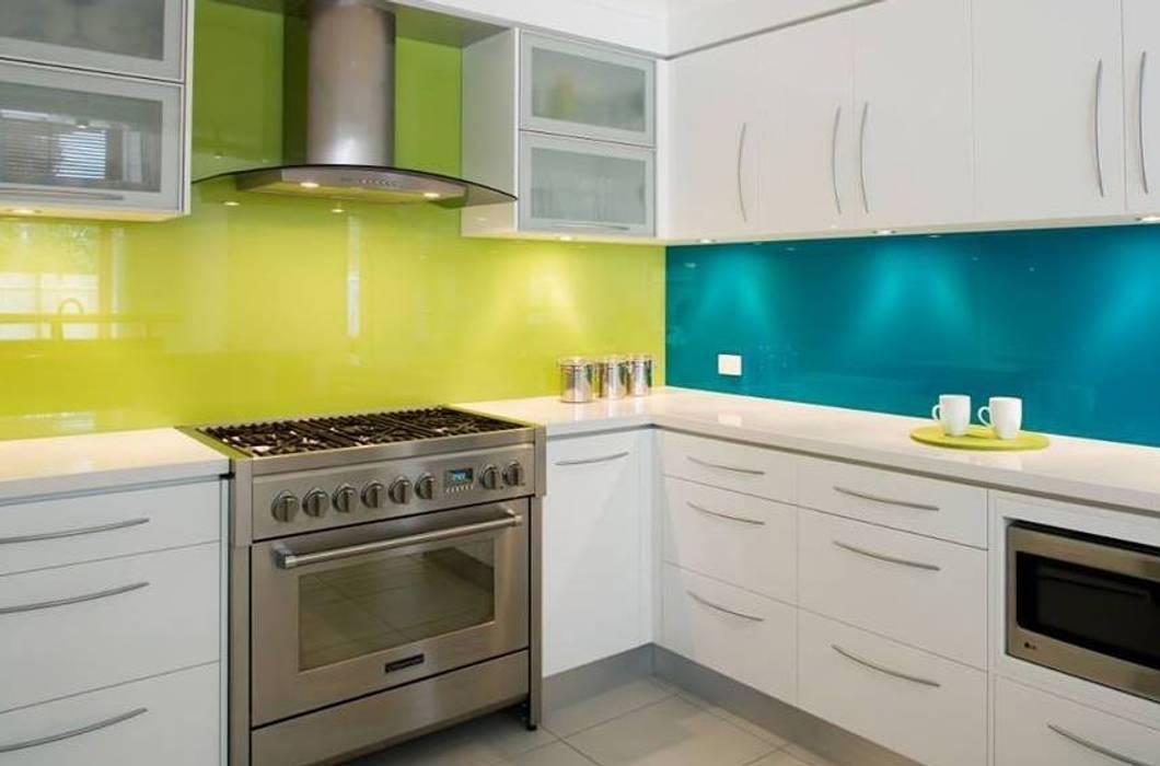 Fotos de cocinas de estilo moderno mobiliario de cocina for Mobiliario de cocina