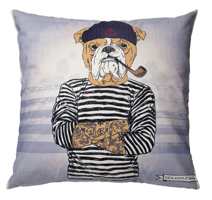 skandinavische wohnzimmer bilder kissen sailor homify. Black Bedroom Furniture Sets. Home Design Ideas