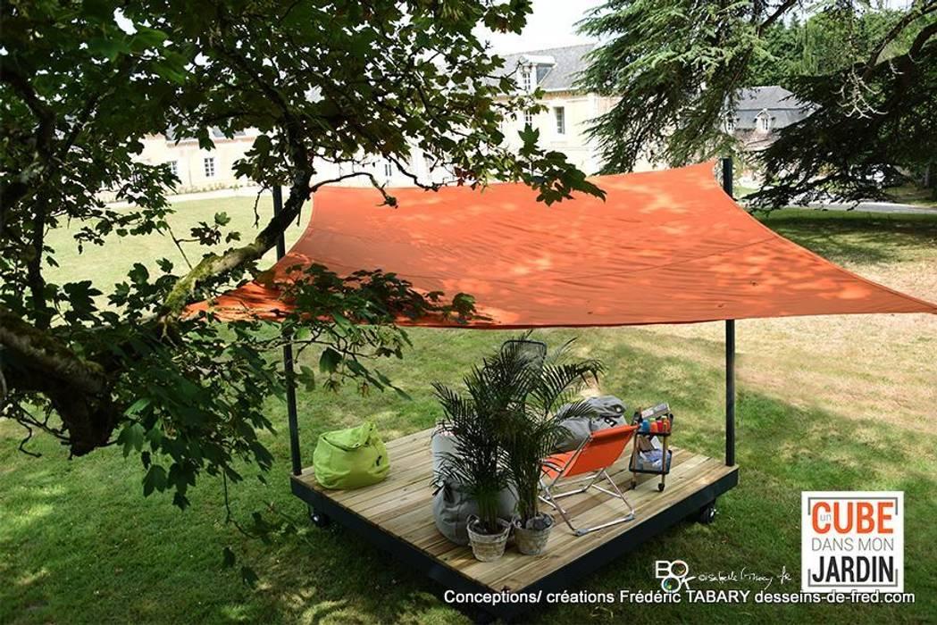 Fotos de jard n de estilo translation missing for Combattre les moustiques dans le jardin