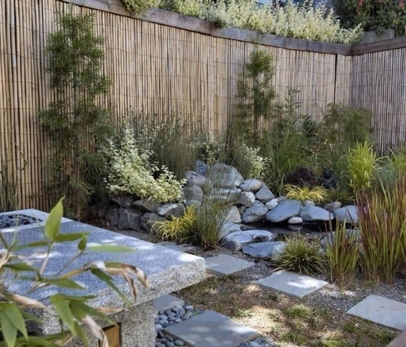 ... de Jardin de style de style Asiatique par Paul Marie Creation  homify