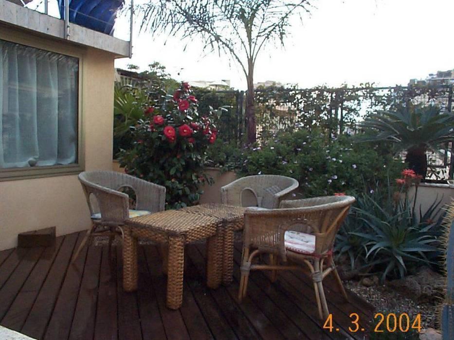 Foto di giardino in stile in stile mediterraneo giardino - Giardini mediterranei ...