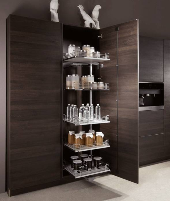 moderne k che bilder elegant hoch stapeln hoch eck schrank magic corner homify. Black Bedroom Furniture Sets. Home Design Ideas