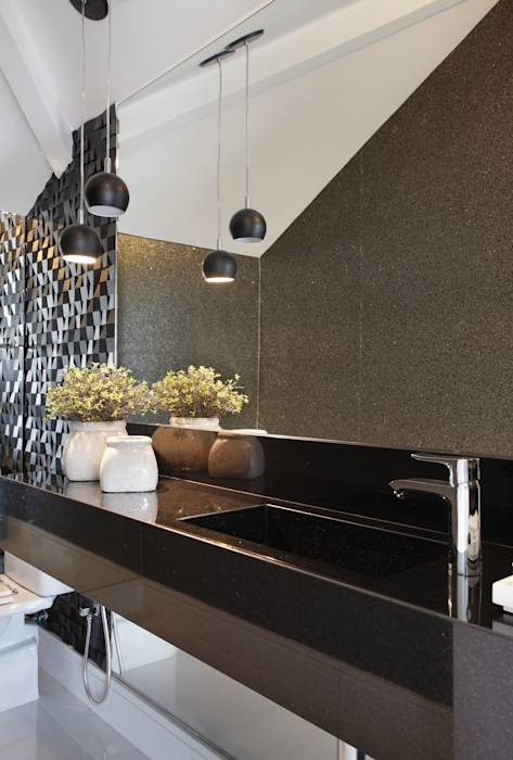 Baños de estilo moderno de Arquitetura e Interior