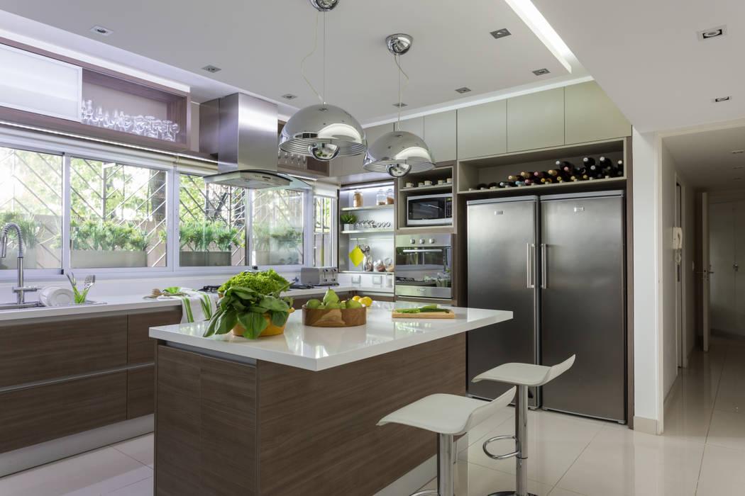 Fotos de cocinas de estilo moderno de gutman lehrer for Cocina estilo moderno