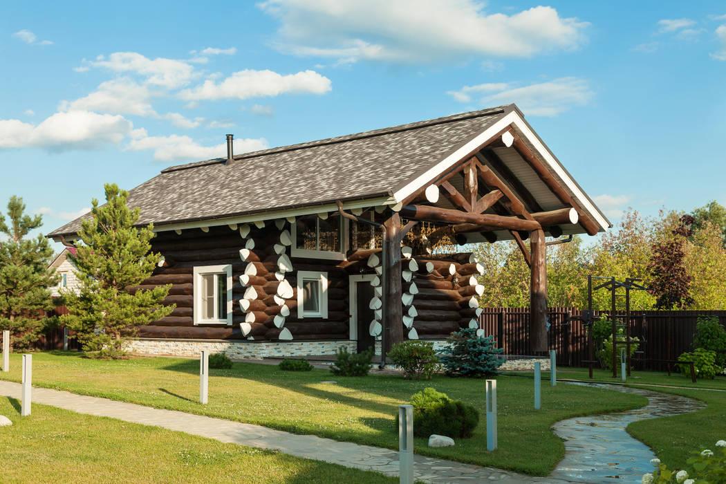 translation missing: th.style.บ-านและที-อยู-อาศัย.rustic บ้านและที่อยู่อาศัย by Smart Wood