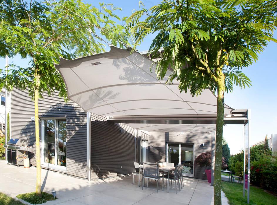 mediterraner balkon veranda terrasse bilder patentierte w lbungstechnik homify. Black Bedroom Furniture Sets. Home Design Ideas