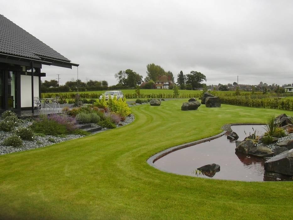 Fotos de Jardins modernos por Unique Landscapes