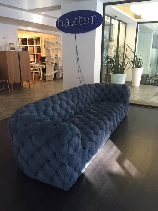Foto di soggiorno in stile in stile classico chestermoon - Mobilificio marchese ...
