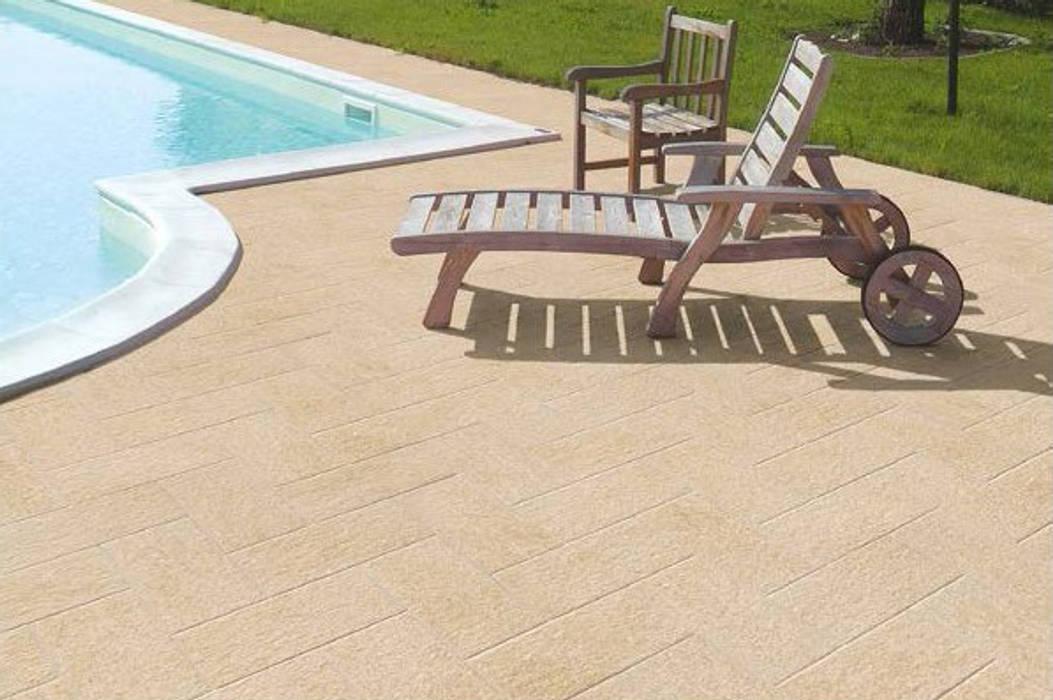 Foto di pareti pavimenti in stile in stile tropicale for Sito web di progettazione di pavimenti