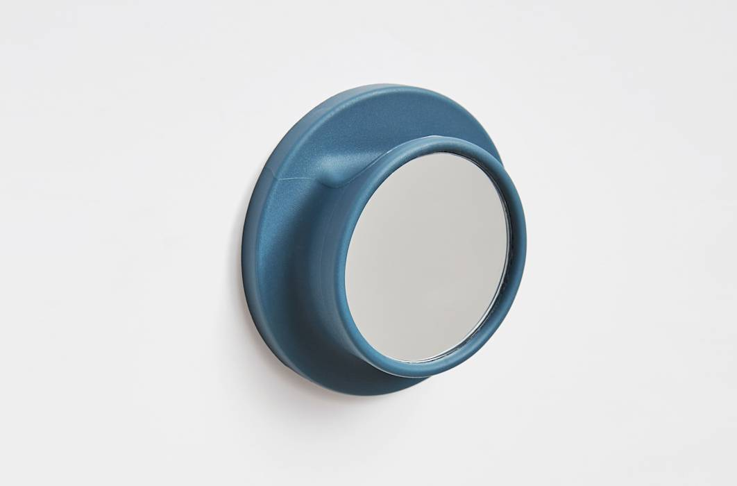 Foto di bagno in stile in stile moderno macro geelli - Specchio adesivo per anta armadio ...