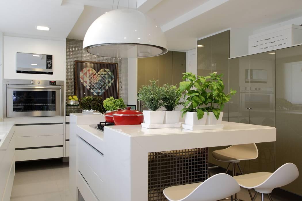 Fotos de cozinhas modernas homify - Imagenes de cocinas pequenas para apartamentos ...