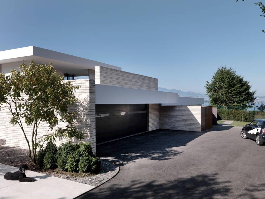 Moderne h user bilder einfamilienhaus am see homify for Design einfamilienhaus