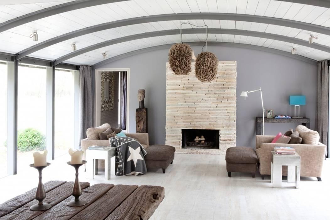 koloniale wohnzimmer bilder haus witzhave homify. Black Bedroom Furniture Sets. Home Design Ideas