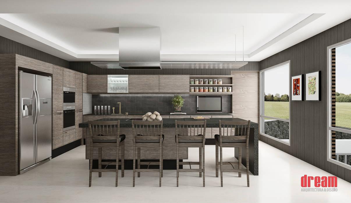 Fotos de cocinas de estilo moderno cocina homify - Cocinas con estilo ...