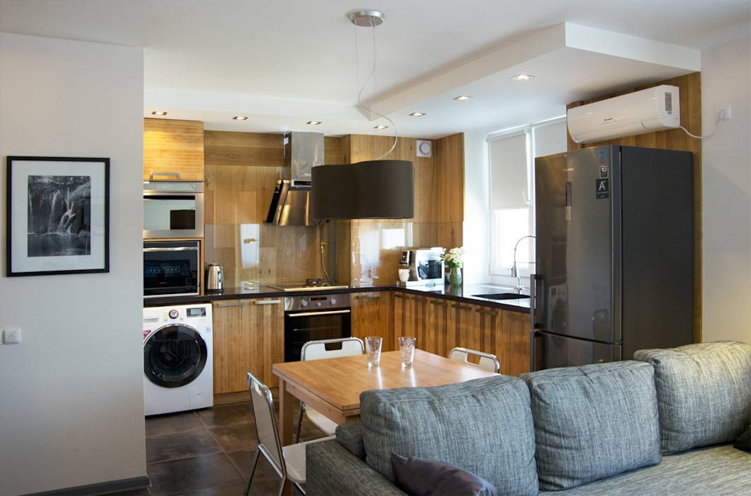 Дизайн интерьера маленькой квартиры-студии | 30 идей ...
