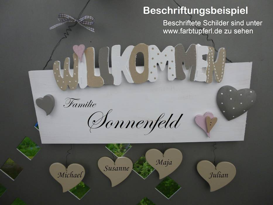 landhausstil garten bilder familien t rschild mit 4 namen willkommen shabby homify. Black Bedroom Furniture Sets. Home Design Ideas