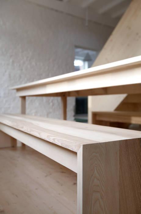 photos de salle manger de style de style minimaliste. Black Bedroom Furniture Sets. Home Design Ideas
