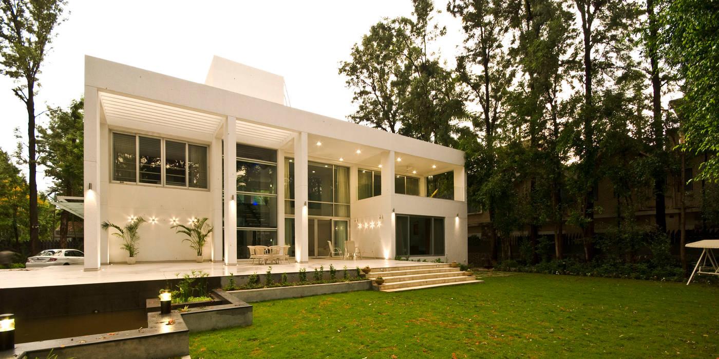 minimalistische h user bilder von chaney architects homify. Black Bedroom Furniture Sets. Home Design Ideas