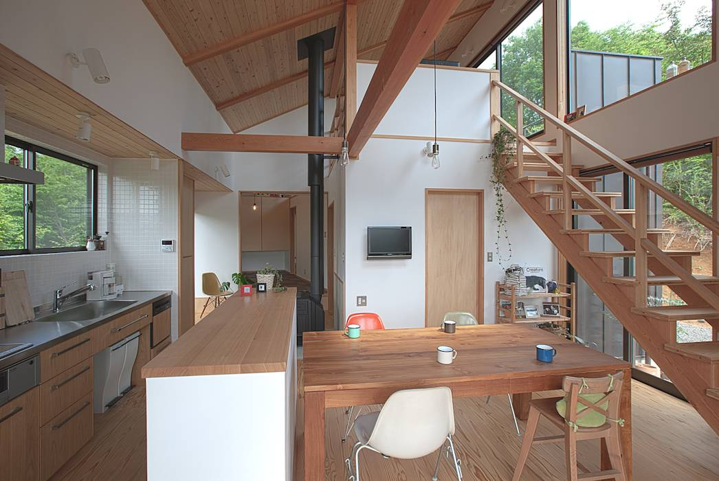 translation missing: tw.style.餐廳.eclectic 餐廳 by ATELIER N