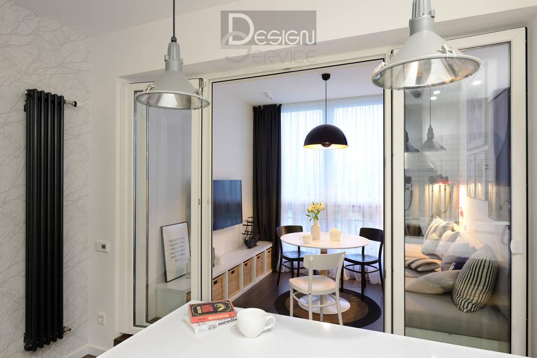 В гостях: просторная квартира в минске со столовой на балкон.