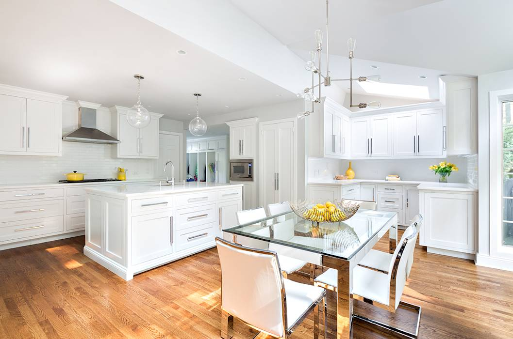 Modern kitchen photos homify - Kitchens small spaces collection ...