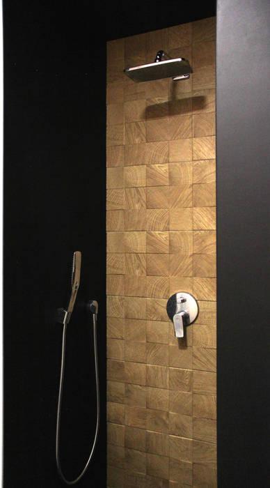 minimalistic Bathroom by Мастерская Grynevich Dmitriy