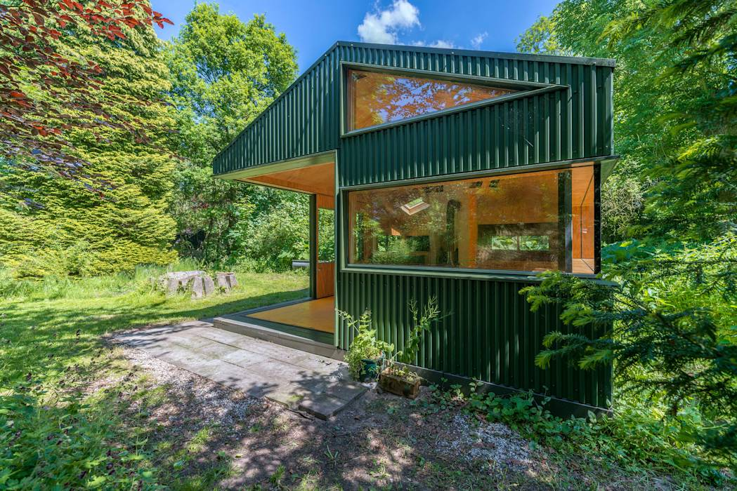 landhausstil Häuser von cc-studio