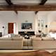 Living Room: mediterranean Living room by TG Studio