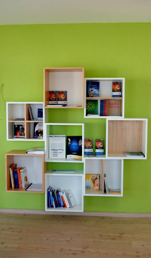 wohin mit den b chern bibliotheken und b cherregale. Black Bedroom Furniture Sets. Home Design Ideas
