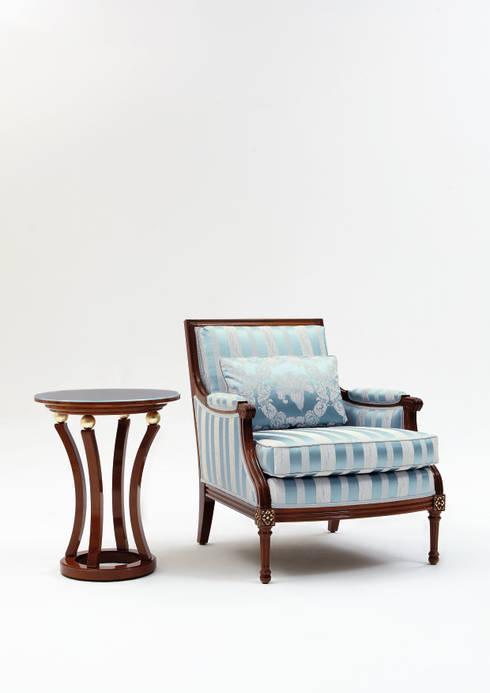 muebles barrocos un toque cl sico en la modernidad. Black Bedroom Furniture Sets. Home Design Ideas