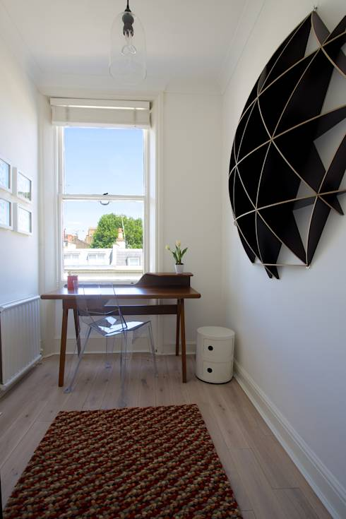 moderne Arbeitszimmer von Cassidy Hughes Interior Design & Styling
