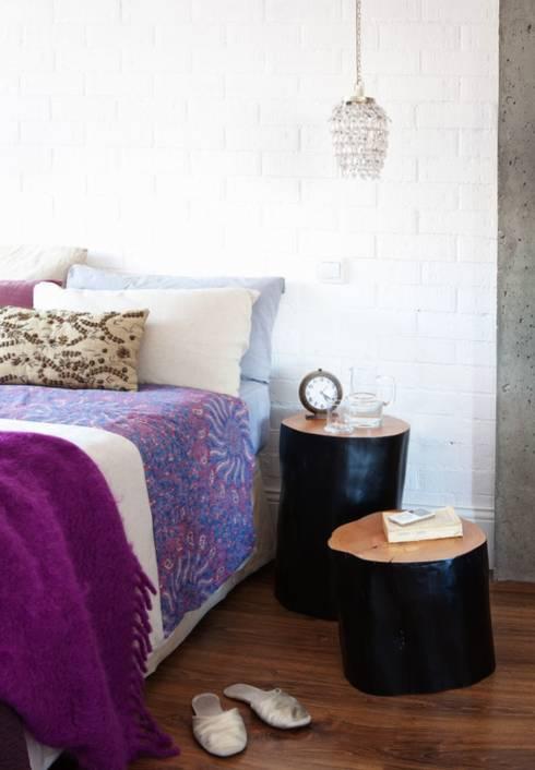 skandinavische Schlafzimmer von decoraCCion
