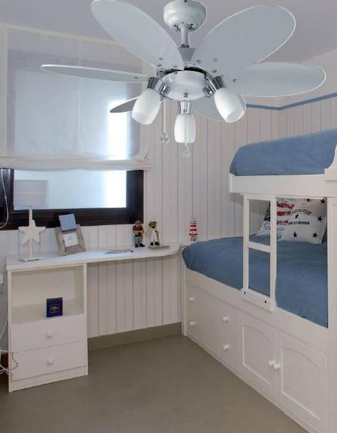 Que corra el aire ventiladores de techo - Ventiladores techo infantiles ...