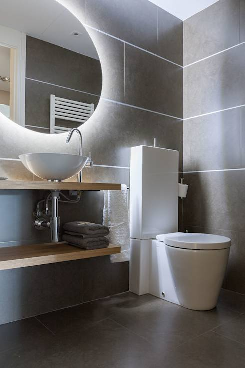 분위기 연출을 위해 꼭 고려해야 할 욕실 조명