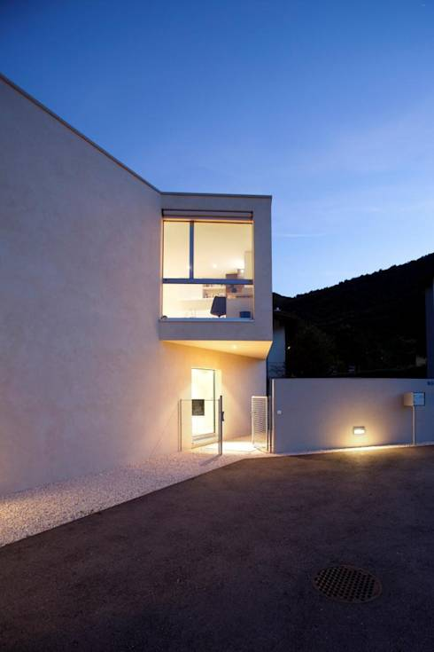 modern Houses by Studio d'arch. Gianluca Martinelli
